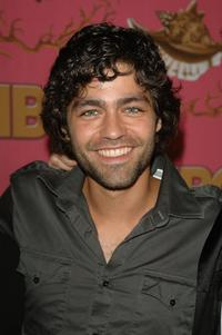 Adrian Grenier at the HBO Post Emmy Party.