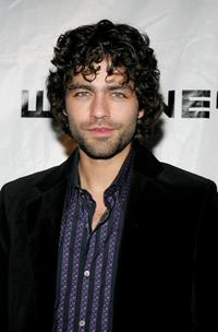Adrian Grenier at the 2005 Whitney Gala after party.