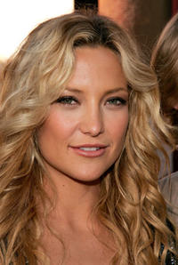 Kate Hudson at the Hollywood premiere of
