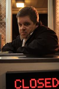 Patton Oswalt in