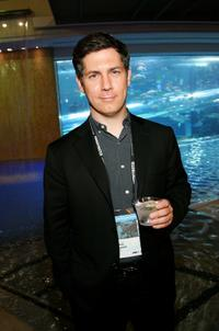 Chris Parnell at the after party of the Screening of