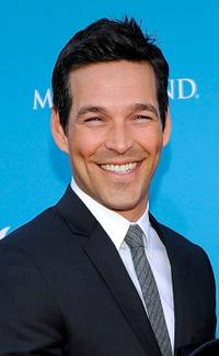 Eddie Cibrian at the 45th Annual Academy of Country Music Awards.
