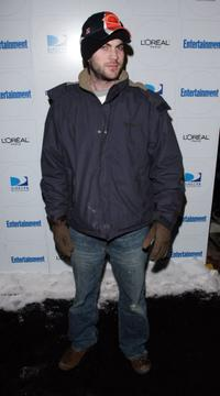 Wes Bentley at the Entertainment Weekly's celebration of the 2007 Sundance Film Festival and the launch of Sixdegrees.org.