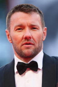 Joel Edgerton at the premiere for 'Black Mass'.