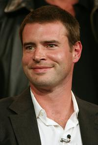 Scott Foley at the CBS executive question and answer segment of the Television Critics Association Press Tour.