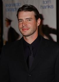 Scott Foley at the premiere of