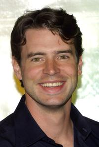 Scott Foley at the NBC All-Star Party.