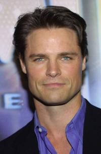 Dylan Neal at the WB Network's 2003 Winter Party.