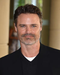 Dylan Neal at the Hallmark Channel and Hallmark Movie Channel's 2012 TCA Summer Press Tour in California.