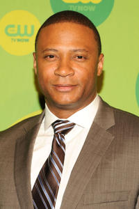 David Ramsey at the CW Network's New York 2013 Upfront Presentation.
