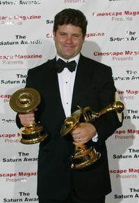 Sean Astin at the 30th Annual Saturn Awards.