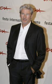 "Richard Gere attends a photocall to promote ""The Hoax"" in Rome, Italy."