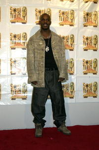 DMX at the 14th Annual Soul Train Music Awards.