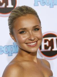 Hayden Panettiere at the 11th Annual Entertainment Tonight Party in Los Angeles.