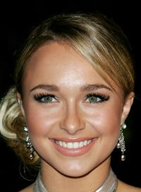 Hayden Panettiere at the 2007 Vanity Fair Oscar Party.