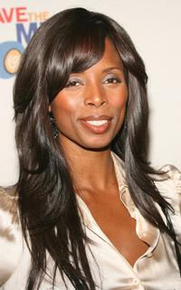 Tasha Smith at the VH1 Save The Music Foundation Presents VH1 Big Night For A Cause benefit.