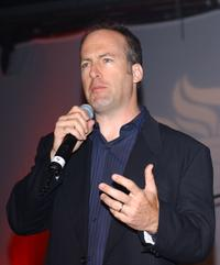 Bob Odenkirk at The 8th Annual Justice Ball Fundraiser.