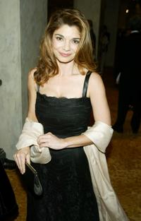 Laura San Giacomob at the 5th Annual Costume Designers Guild Awards at the Beverly Wilshire Hotel.