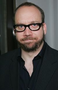 Paul Giamatti at the New York Film Festival for the screening of