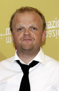 Toby Jones at the photo call of