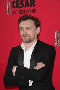 Jean-Paul Rouve at the Cesar Film Awards 2008.