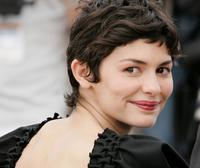 Audrey Tautou at the 59th International Cannes Film Festival for
