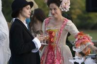 Audrey Tautou as Coco Chanel and Marie Gillain as Adrienne in