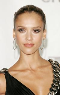 Jessica Alba at the Conde Nast Media Group's Fourth Annual Fashion Rocks Concert.