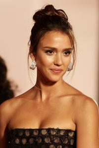 Jessica Alba at the Italy premiere of