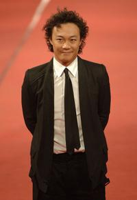 Eason Chan at the 17th Golden Melody Awards.