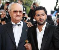 Jamel Debbouze and Guest at the 59th edition of the International Cannes Film Festival.