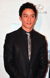 Daniel Wu at the Opening Ceremony of the 33rd HKIFF Gala premiere of