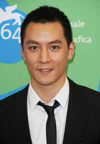 Daniel Wu at the photocall of