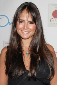 Jordana Brewster at the party to celebrate