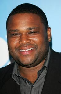 Anthony Anderson at the FOX 2007 Programming presentation.