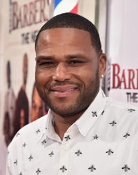 Anthony Anderson at the California premiere of