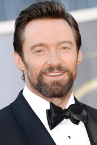 Hugh Jackman at the 85th Annual Academy Awards in Hollywood.