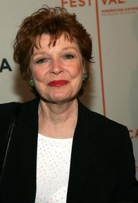 Anita Gillette at the screening of