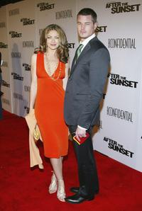 Rebecca Gayheart and Eric Dane at the premiere of