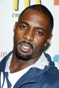 Idris Elba at the 3rd Annual Doug Banks Jam Session.