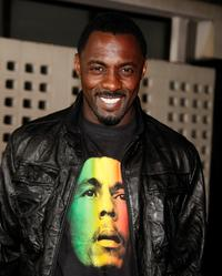 Idris Elba at the premiere of