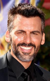 Oded Fehr at the 58th Annual Primetime Emmy Awards.