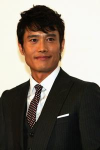 Lee Byung-hun at the