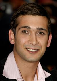 Jimi Mistry at the British premiere of