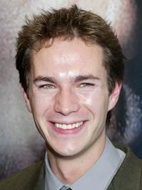 James D'Arcy at the special screening of