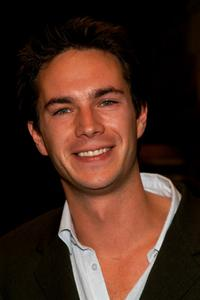James D'Arcy at the opening night of