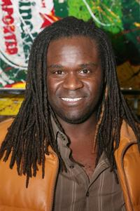 Markus Redmond at the party of