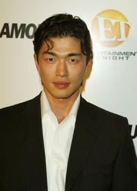 Rick Yune at the Entertainment Tonight Emmy Party.