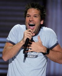 Dane Cook performs for the Comedy Central Stand-Up Comedy Movie.