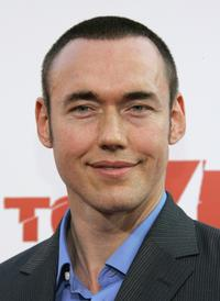 Kevin Durand at the premiere of